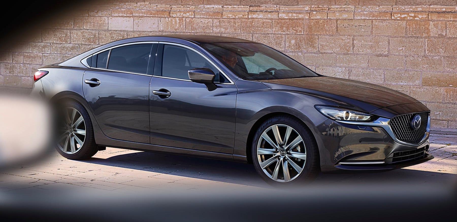 2020 - Mazda6