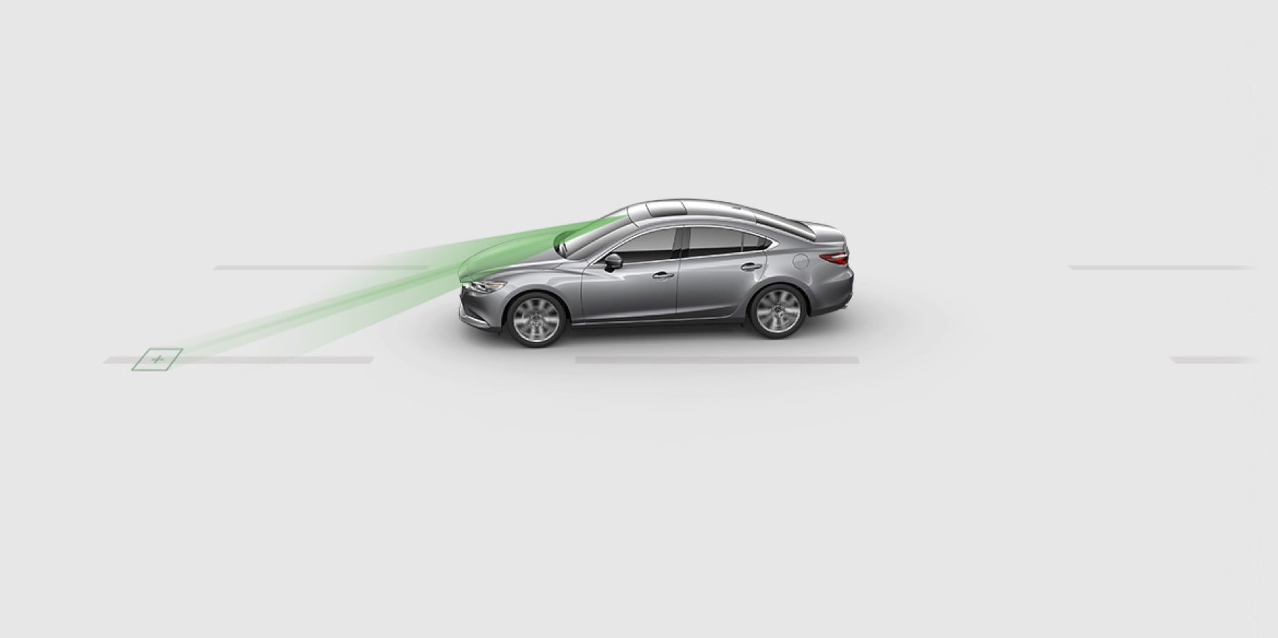 LANE DEPARTURE WARNING SYSTEM - Mazda6