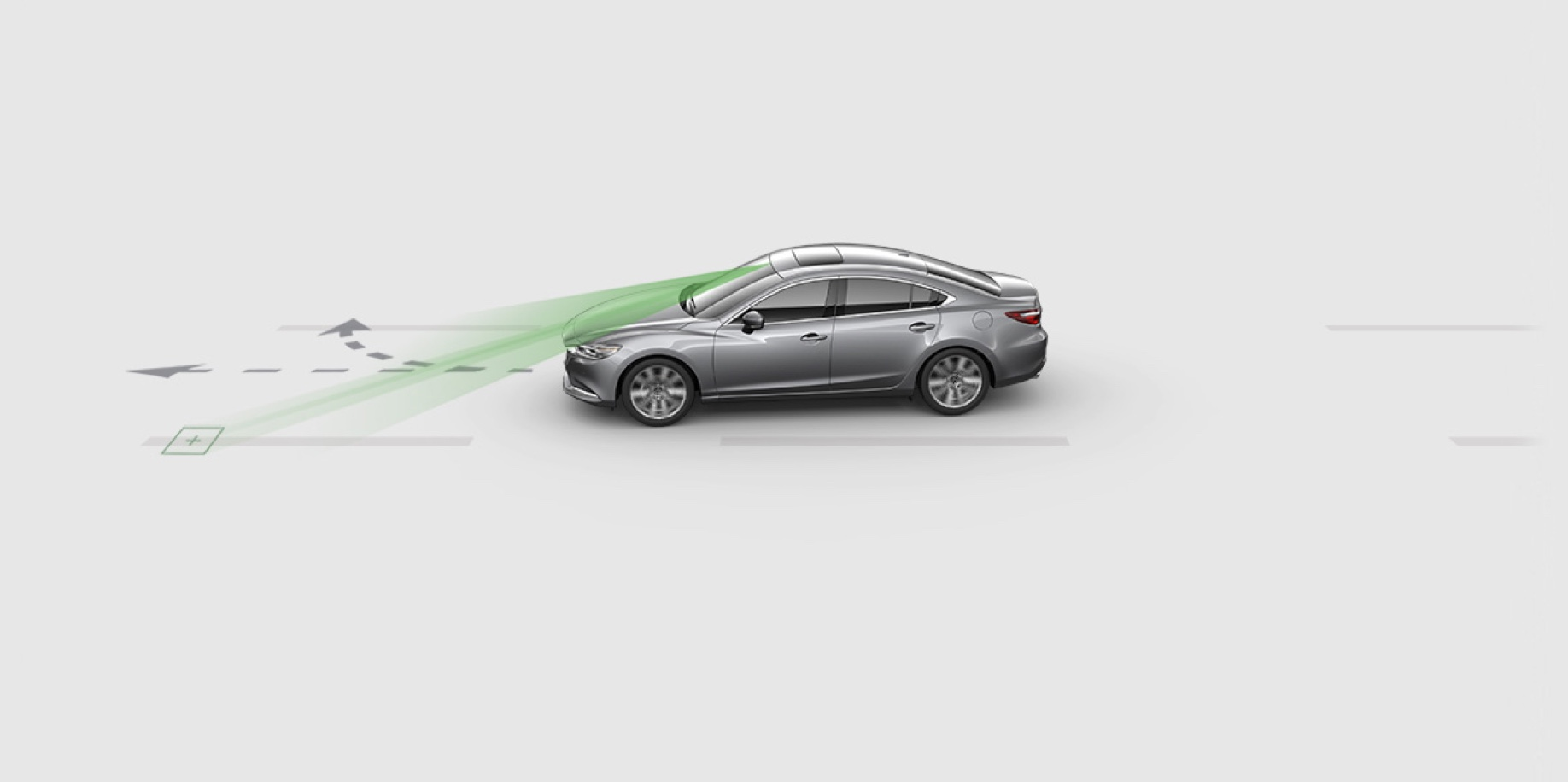 LANE-KEEP ASSIST - Mazda6