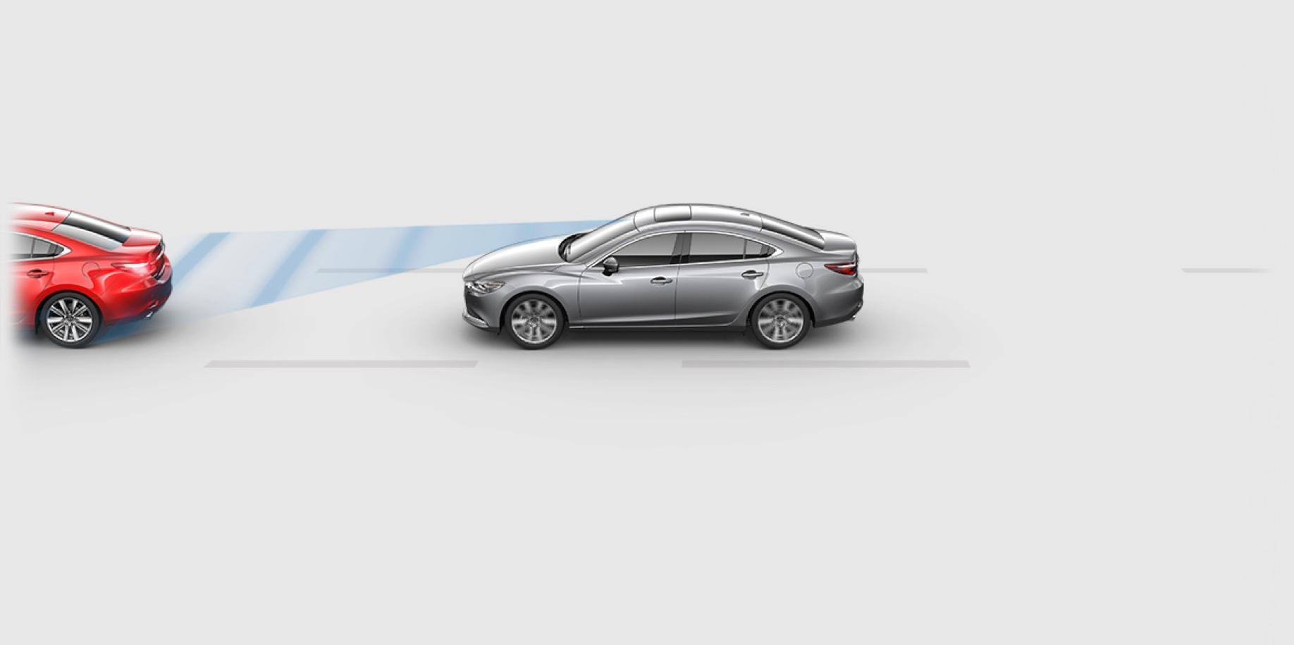 SMART BRAKE SUPPORT - Mazda6