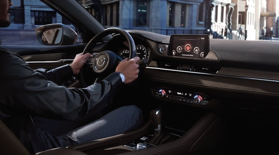 Mazda6 - Signature Interior
