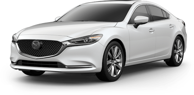 Mazda6 Trims - Grand Touring Reserve