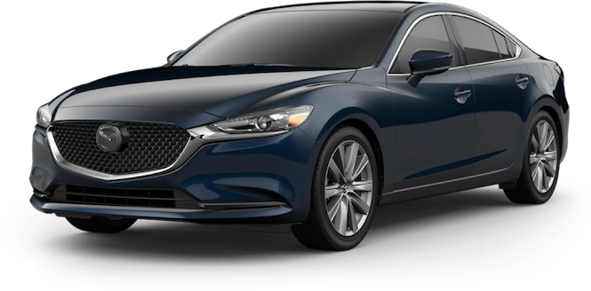 Mazda6 Trims - Touring