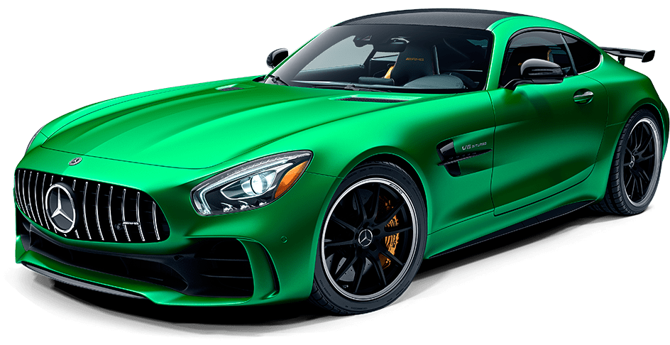 AMG GT R