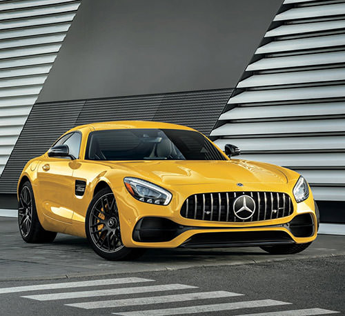 2018 Mercedes-AMG® GT