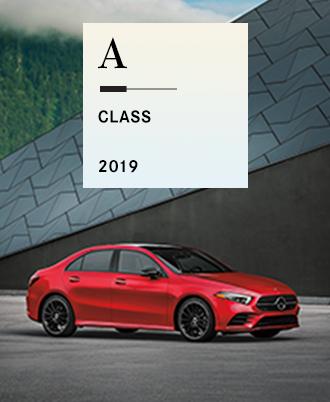 2019 A-Class