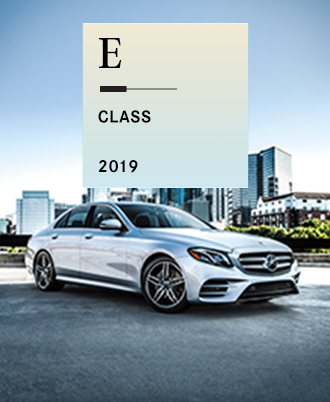 2019 E-Class
