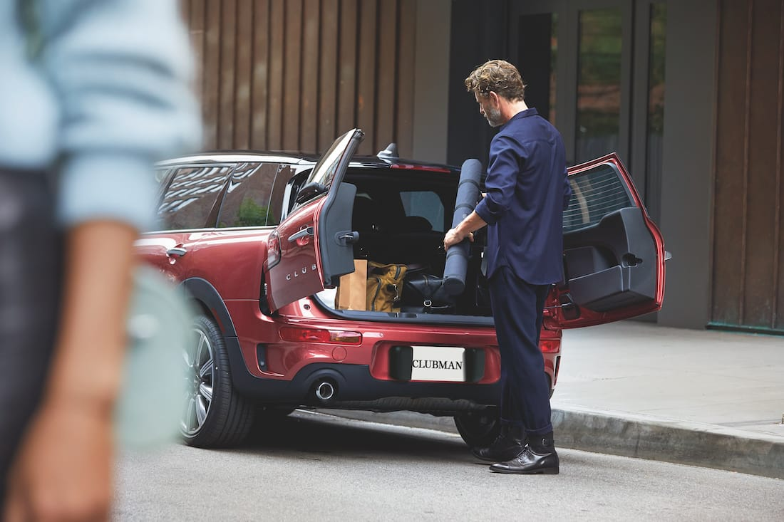 ANNOUNCING THE 2020 MINI CLUBMAN