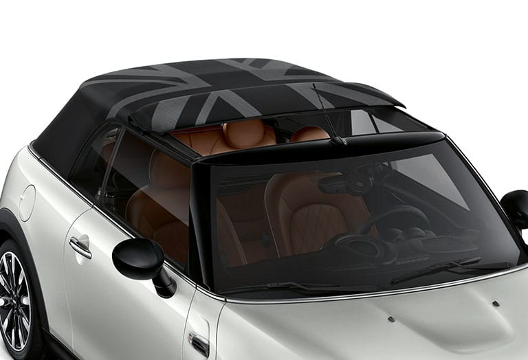 3-IN-1 CONVERTIBLE TOP