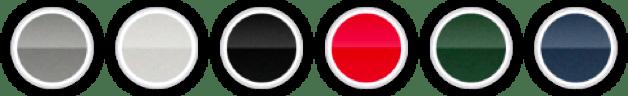 Color Options for MINI Electric Hardtop 2 Door Ionic
