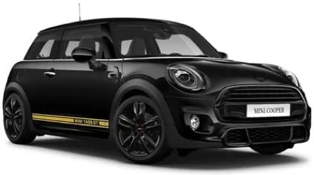 he MINI Cooper 1499 GT Special Edition.