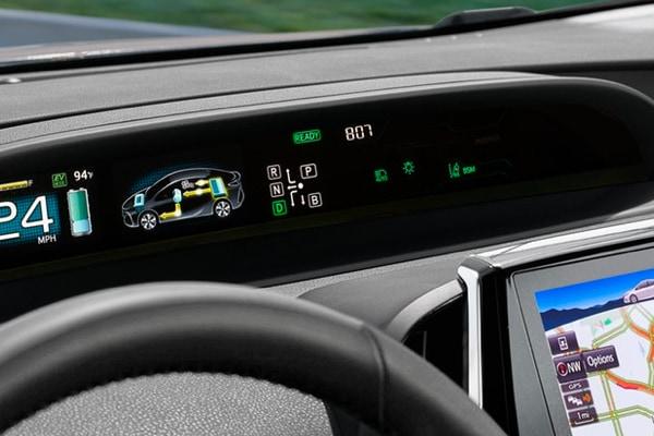2019 Prius Prime,