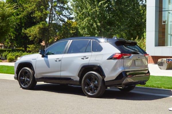 2019 RAV4 Hybrid,