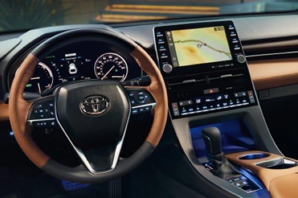 2020 Avalon Hybrid,