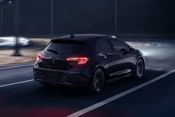 2020 Corolla Hatchback,
