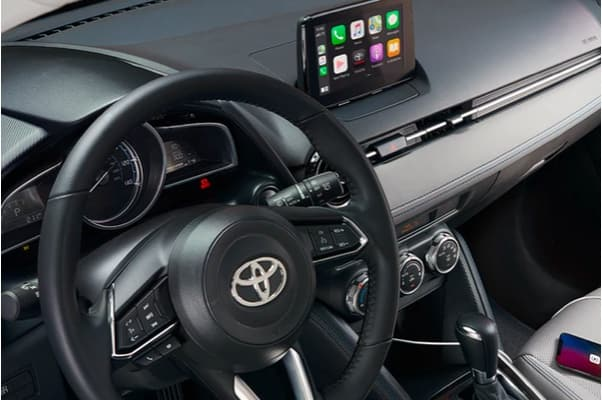 2020 Yaris Hatchback,