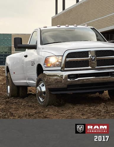2017 Ram Commercial Catalog