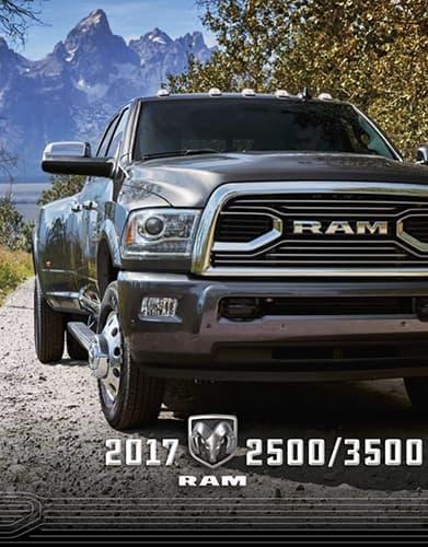 2017 Ram HD Catalog