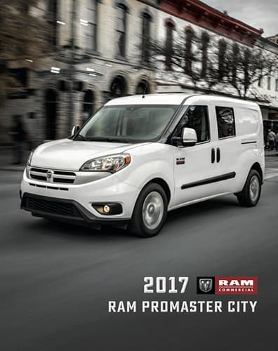 2017 Ram Promaster City Catalog