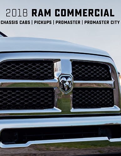 2018 Ram Commercial Catalog