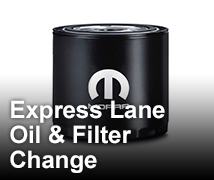 Mopar parts service coupons cjdr 24 express lane oil filter change fandeluxe Images