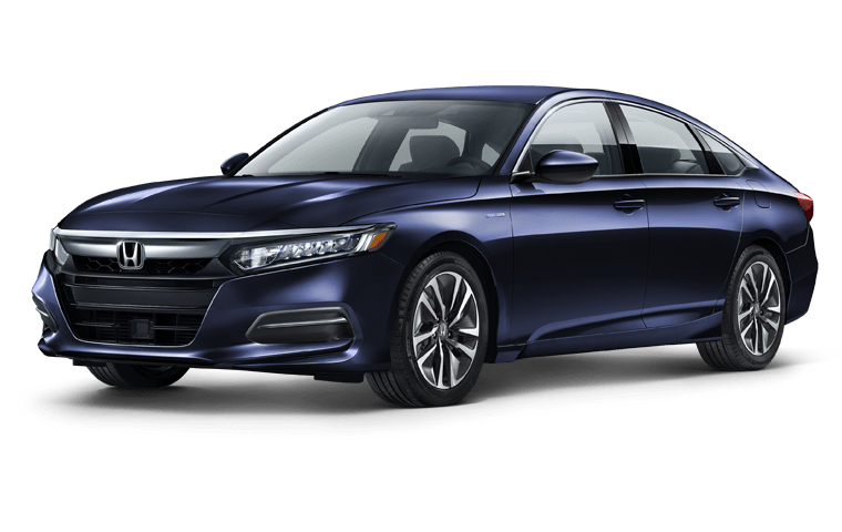 Accord Hybrid Front