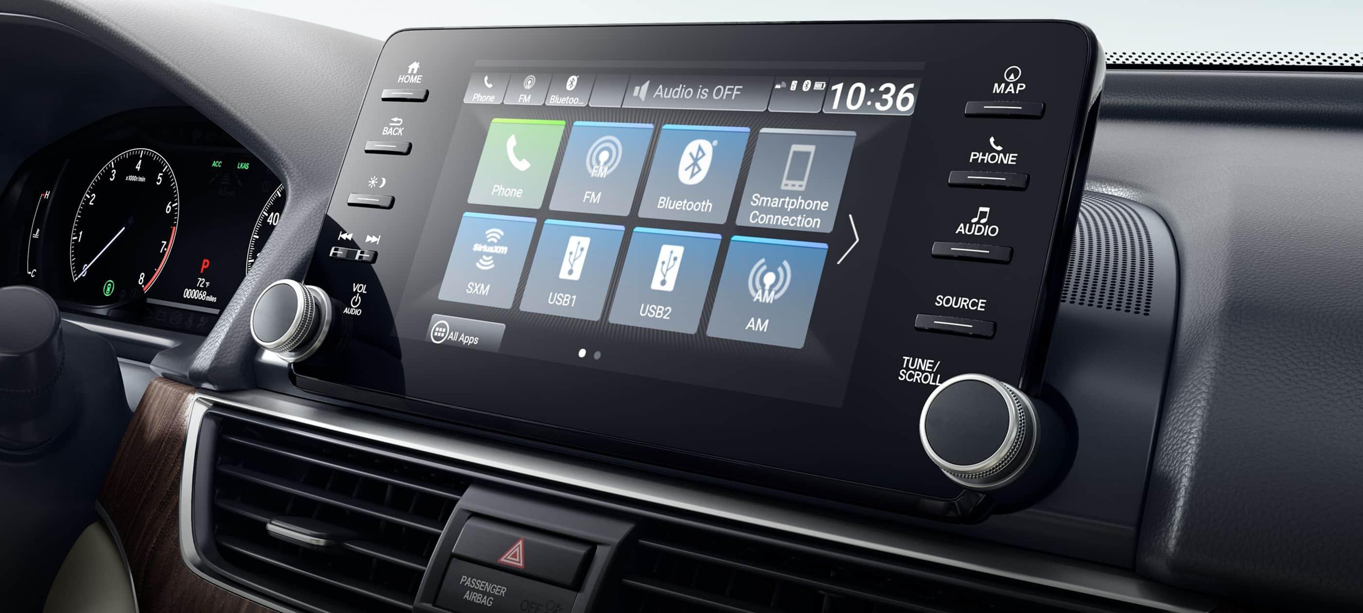 Integración con Android Auto™