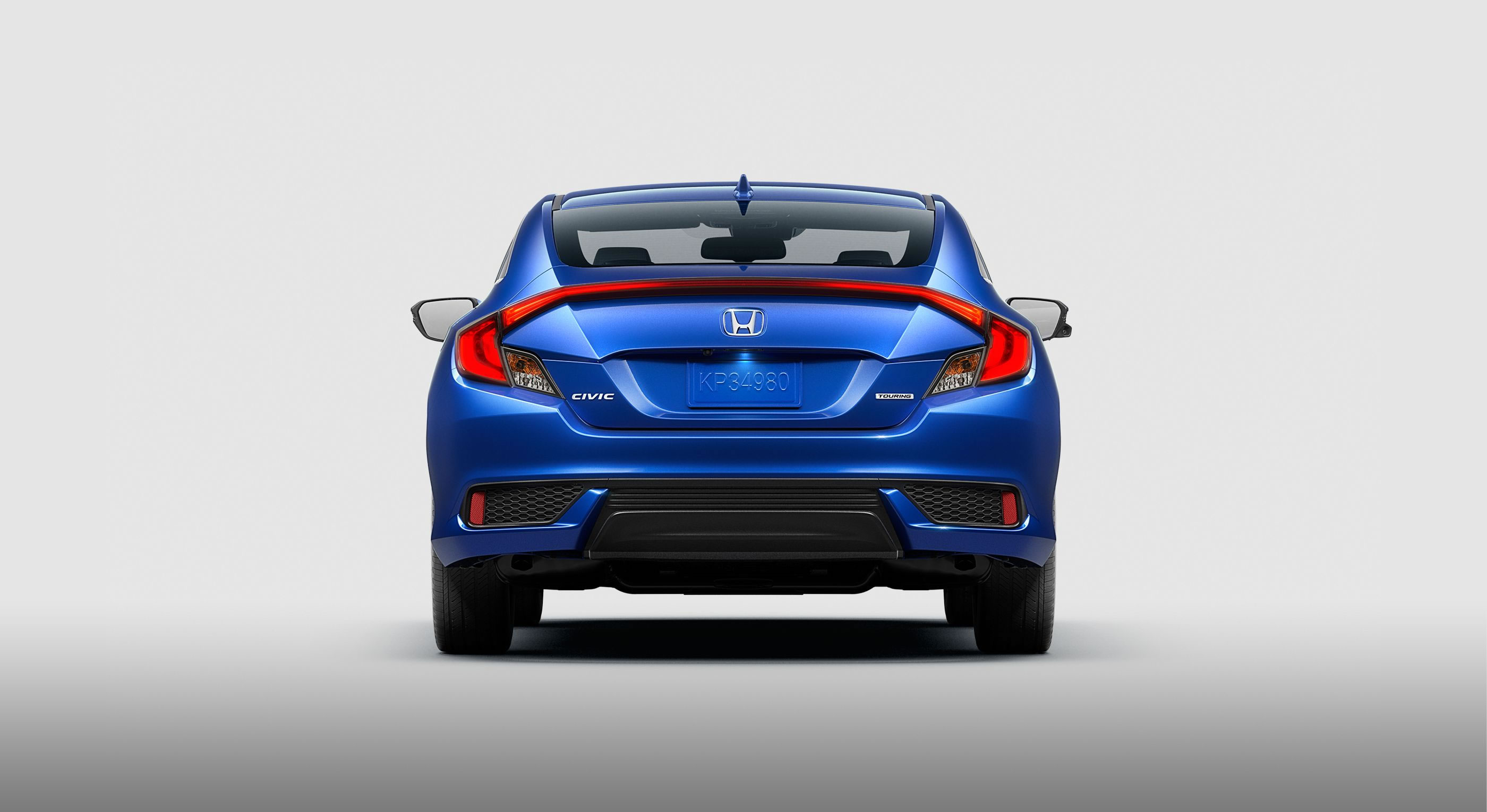 2018 honda civic coupe compact two door style southern for Southern california honda dealers