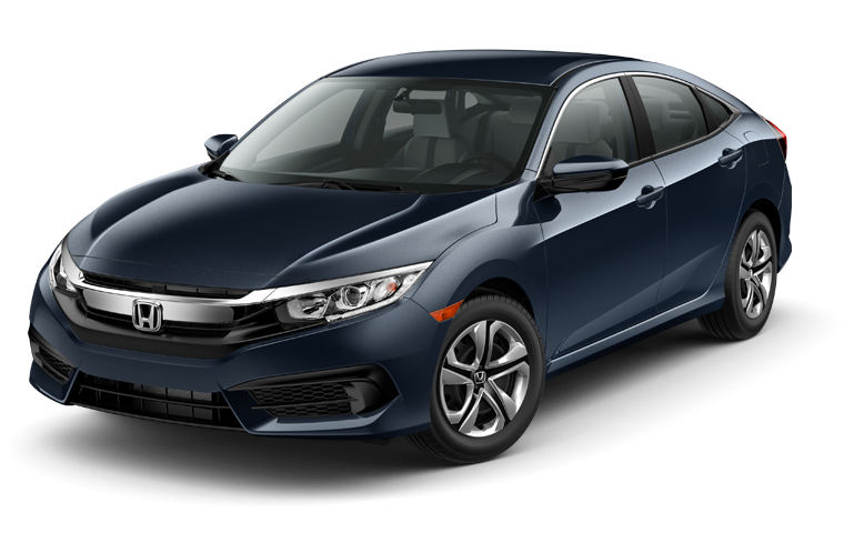 Honda Financial Services Payment >> 2018 Honda Civic Sedan | Legendary Compact Car | Southern California Honda Dealers Association