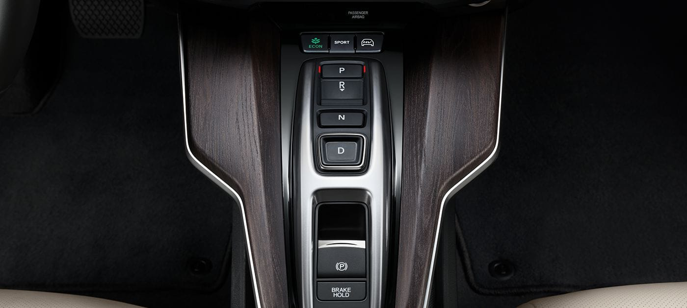 Electronic Gear Selector