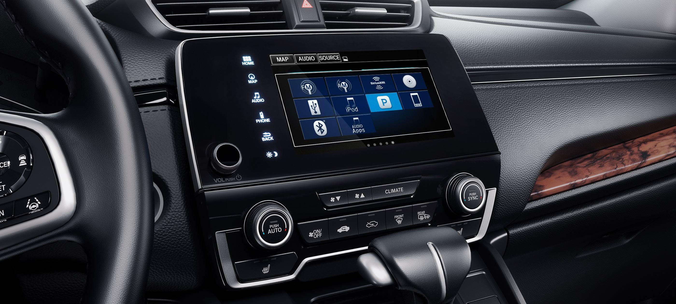 Display Audio Touchscreen