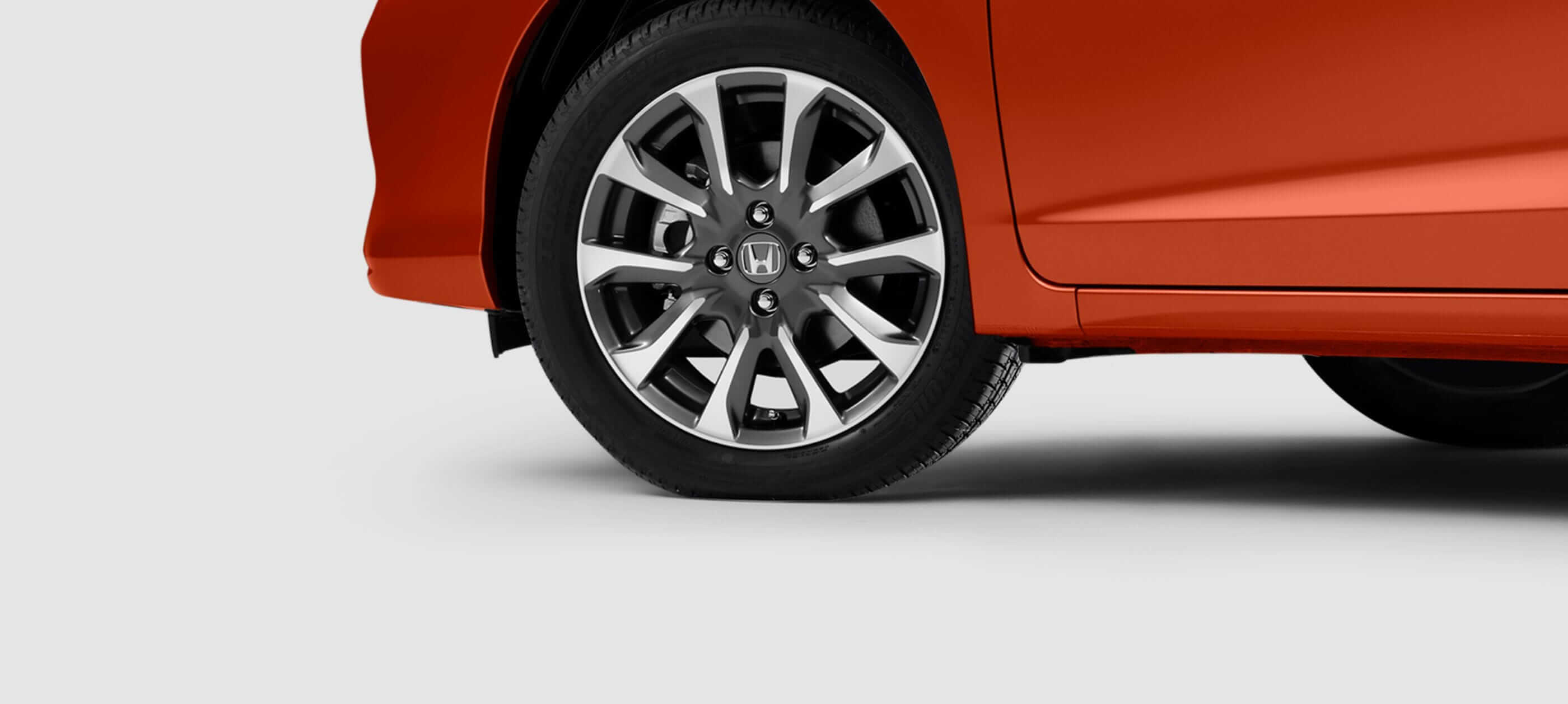 16-Inch Accessory Alloy Wheels