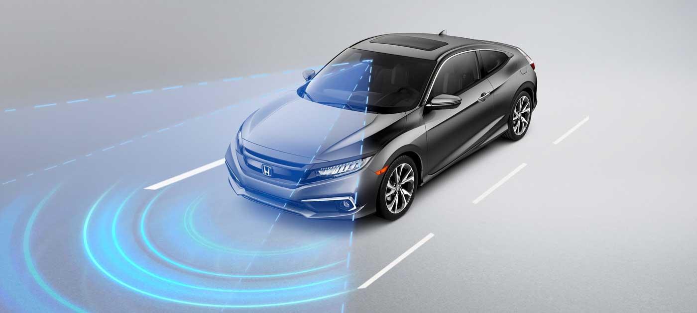 Honda Sensing® Estándar