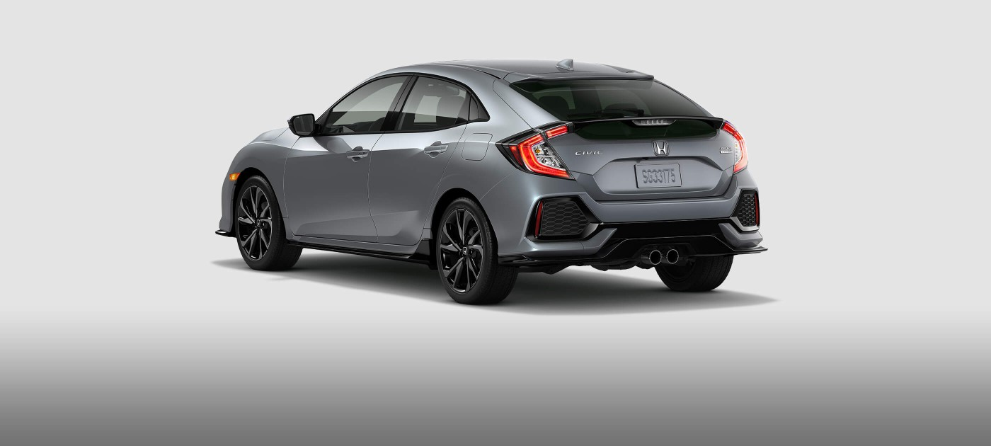 2019 Honda Civic Hatchback Colors Price Specs Fuoco Honda