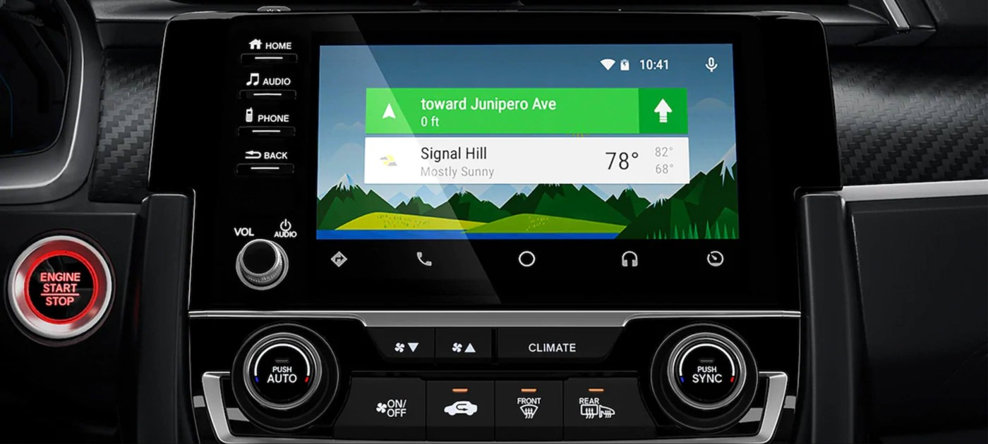 Android™ Auto Integration