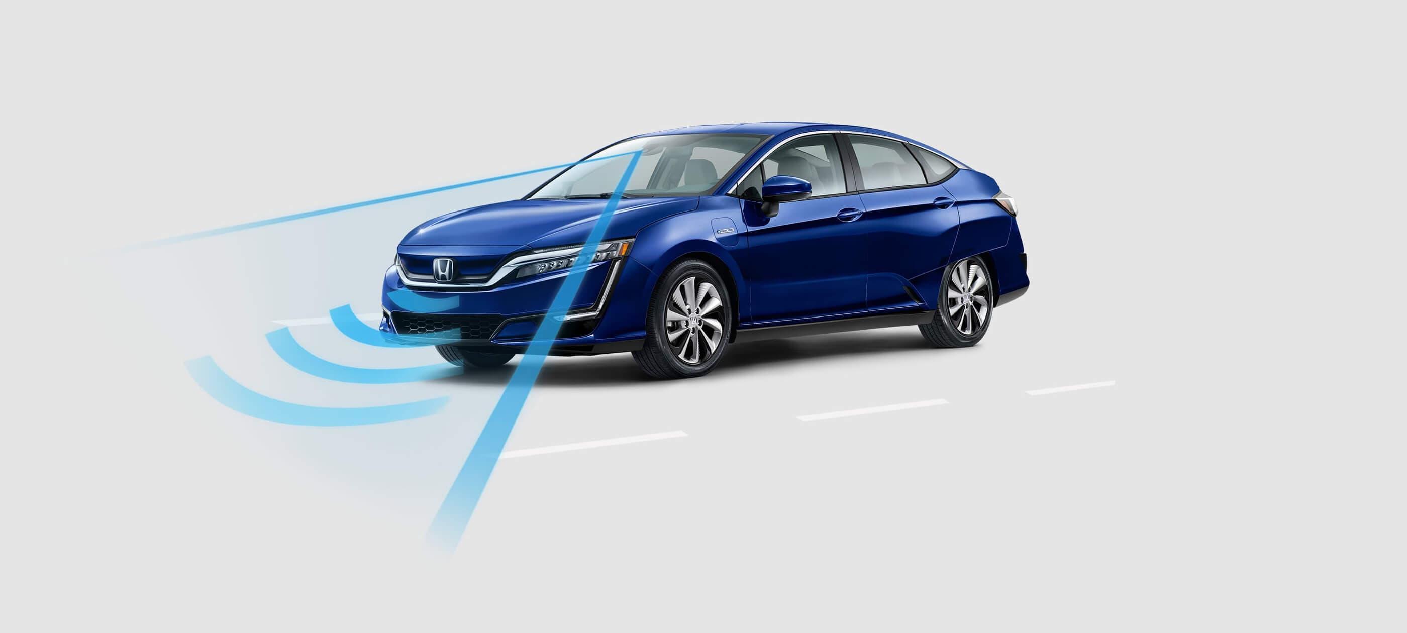 Honda Sensing® Standard