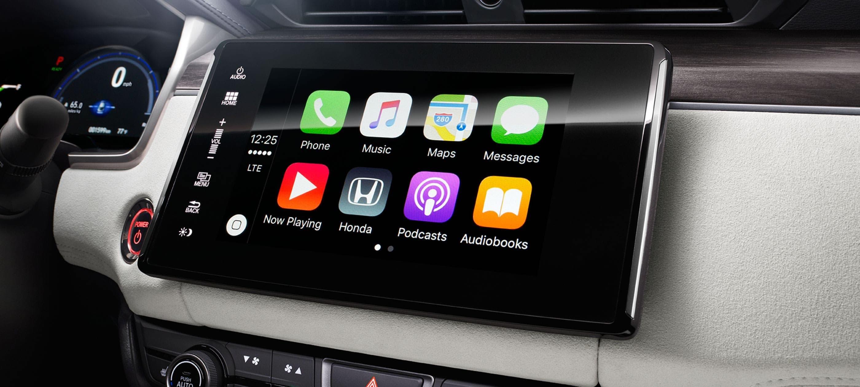 Integración con Apple CarPlay™
