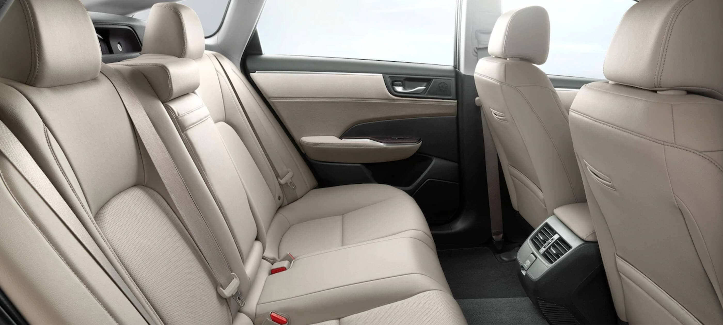 60/40 Split-Folding Rear Seats