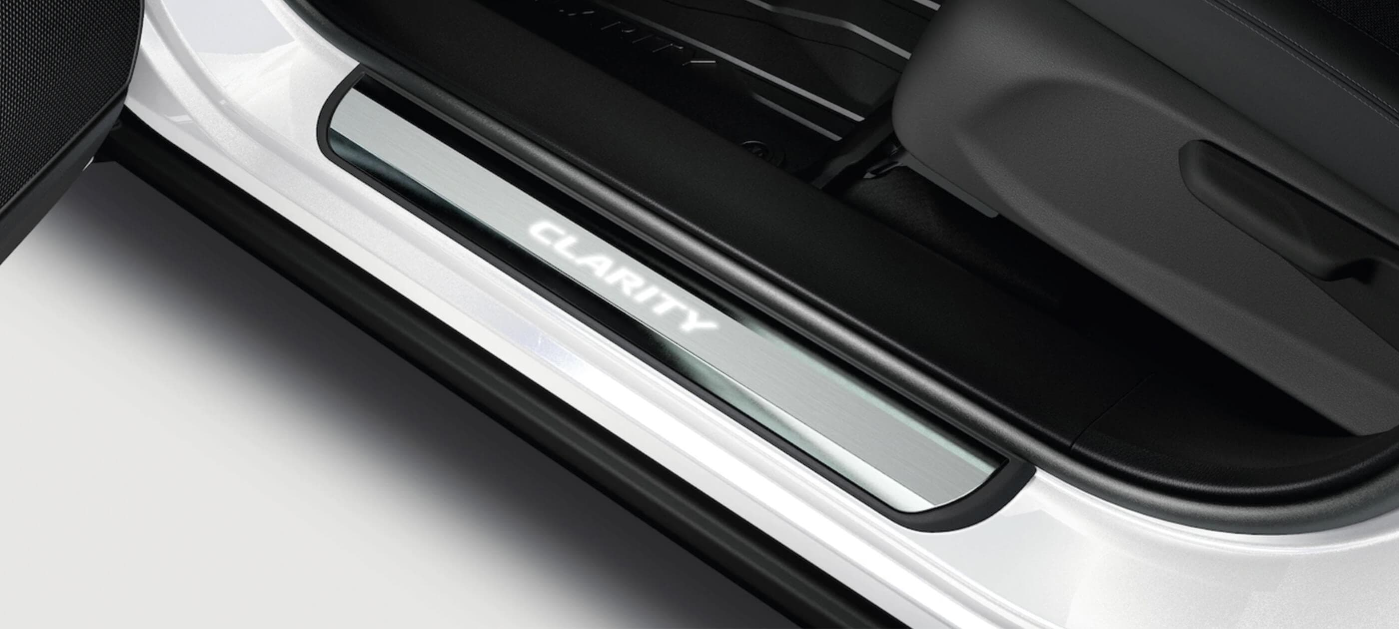 Illuminated Door Sill Trim