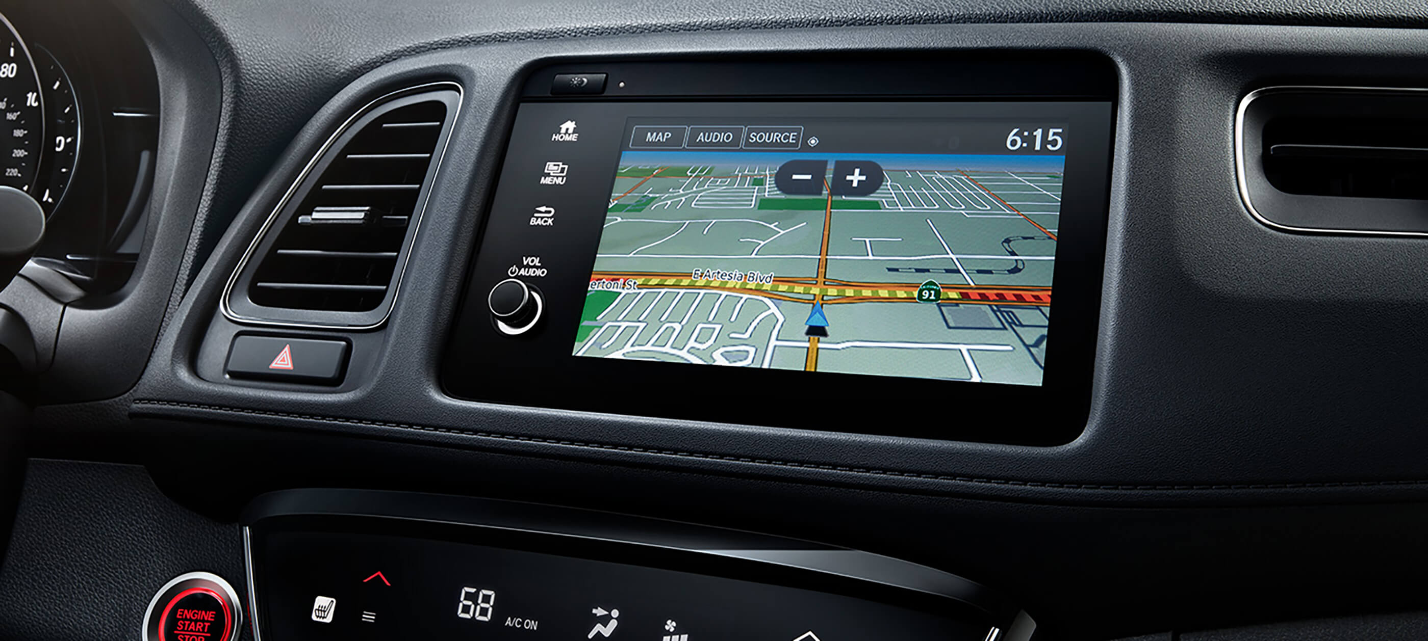 Built-In Navigation