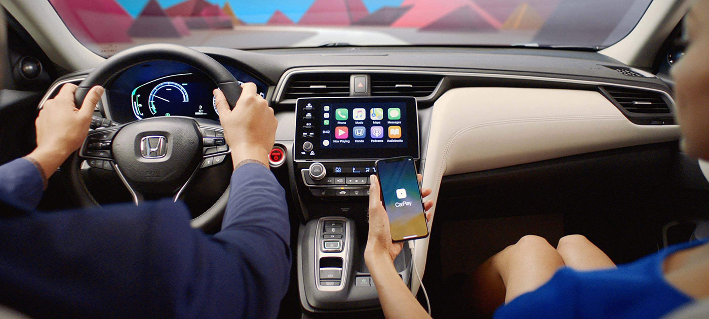 Integración con Apple CarPlay<sup>&trade;</sup>