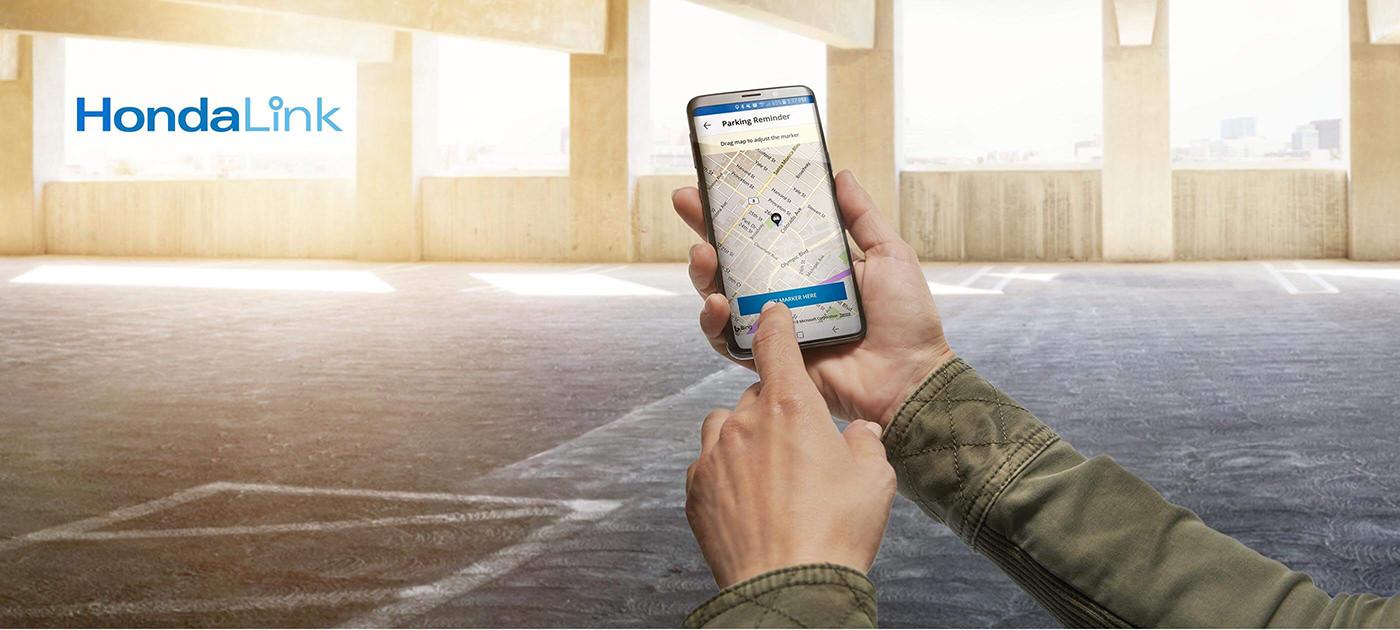 HondaLink<sup>®</sup> Mobile App