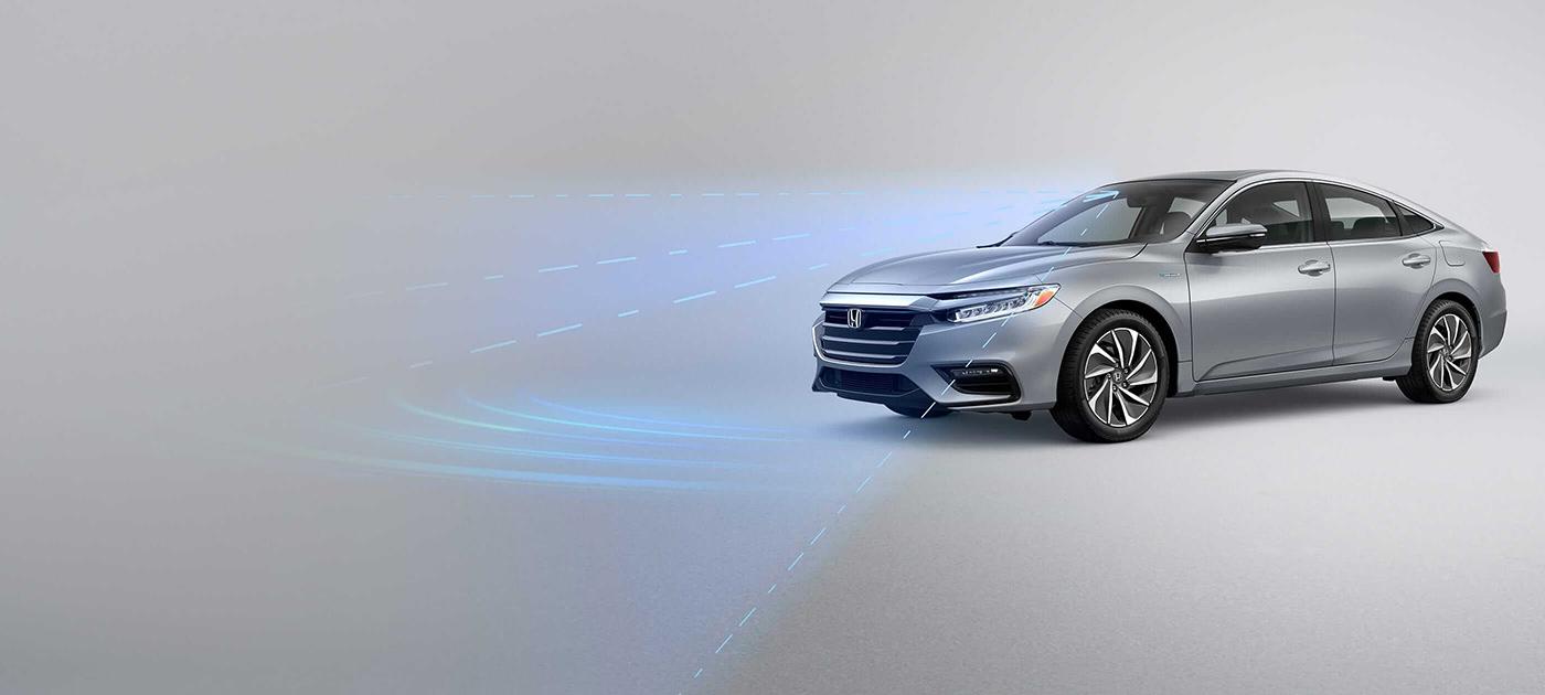 Honda Sensing<sup>&reg;</sup>