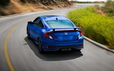 Civic Si Coupe