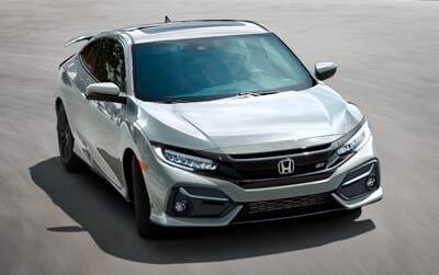 2020 Honda Civic Si Coupe Colors Price Specs Fuoco Honda