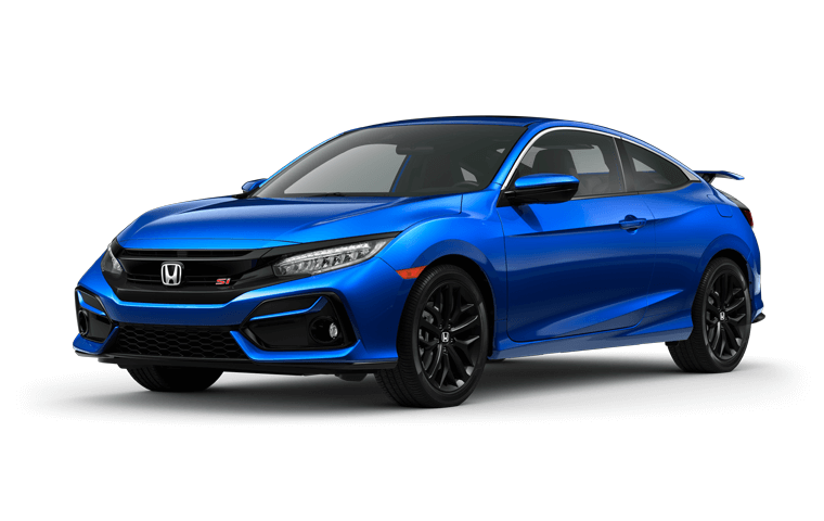 Civic Si Coupe Front