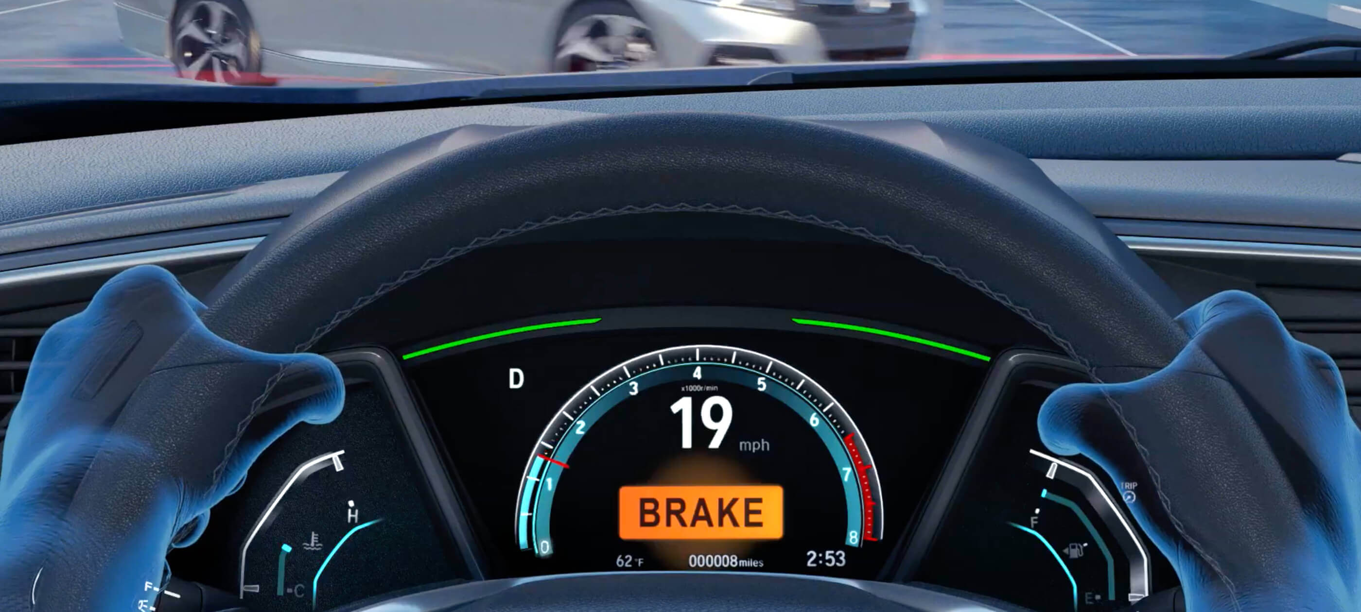 Collision Mitigation Braking System