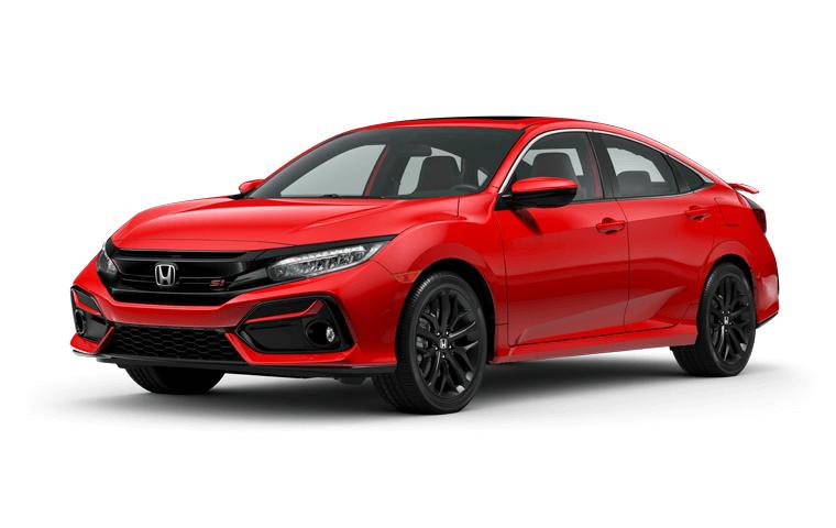 2020 Honda Civic Si Sedan Sport Compact Car Hawaii Honda Dealers