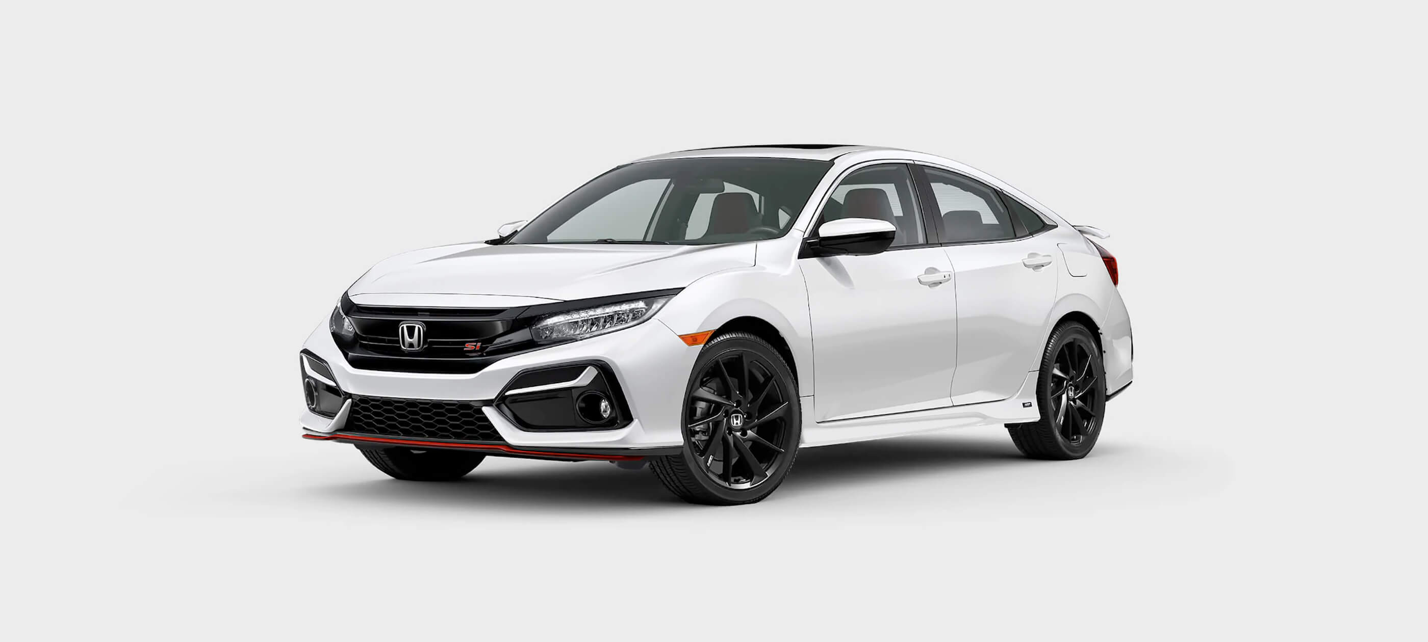2020 Honda Civic Si Sedan Sport Compact Car Southern California Honda Dealers