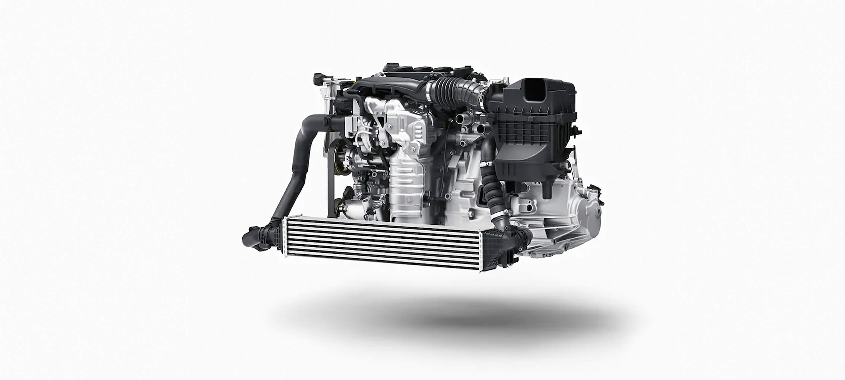 Motor Turboalimentado